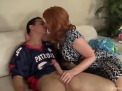 Oops I Creampied In My Step-mother