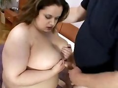 bbw chubby and xxl saggy tits17