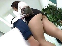 Busty Chinese Reiko Nakamori Sexy Gams Uncensored