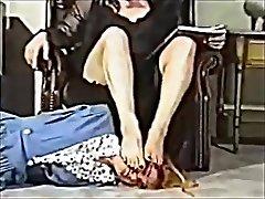 Vintage Foot Princess