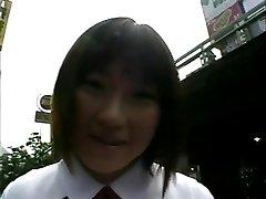 Jpn joshi kousei public-bukkake girl vintage 2
