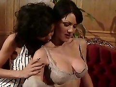 Jeanna Great and Anna Malle Girl-girl Scene