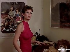 Jamie Lee Curtis Naked & Jaw-dropping Compilation - HD