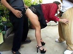 Amazing pornstar in ultra-kinky milfs, facial sex movie