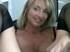 Naughty wife enjoys black dildo and squirts on spouse's dick