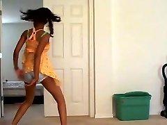 1fuckdatecom Ebony pyt dancing part 2
