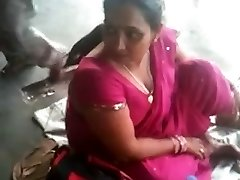 Huge-titted Indian MILF on a Teach Station 2 (o) (o)