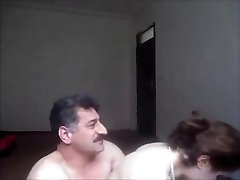 Arab or turkish guy smashed cute damsel