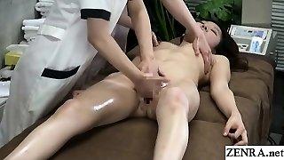 JAV CFNF lesbian massage hospital frigging course Subtitled