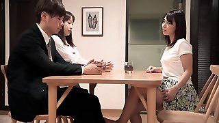 Sana Mizuhara in Housewife Sana Wants Her Homies Husband - MilfsInJapan