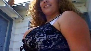 Real Hefty Latin Tits 3