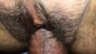 Inexperienced couple pussysex and creampie