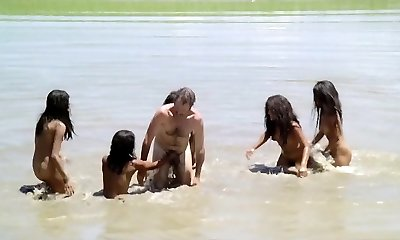 Cannibal Holocaust (1980) Lucia Costantini and Other