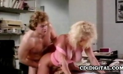 Brandy Bosworth - Bustillicious Retro Milf Office Bang-out