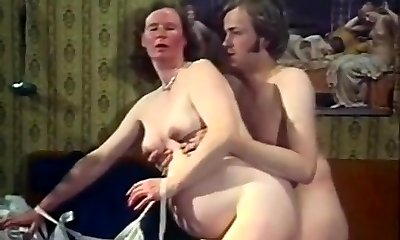 Exotic Unexperienced pinch with Vintage, Stockings scenes