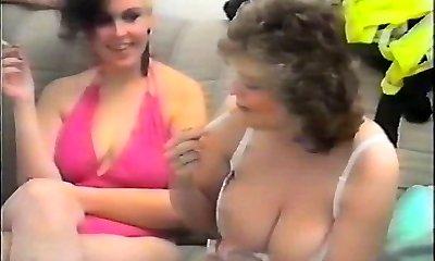 Sexy round babes - german vintage