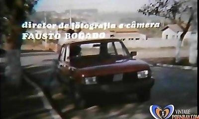 Sexo אותם לפסטה 1986 ברזילאי משובח פורנו סרט טיזר