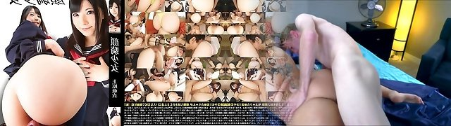 Ai Uehara in Face Mounting Doll part 1.Two