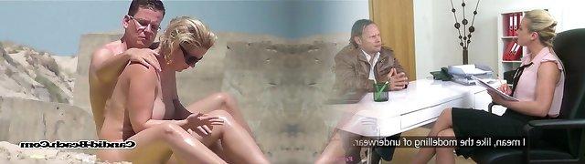 Curvy nude big Tits Nudist Milf Voyeur Snooped At The Beach