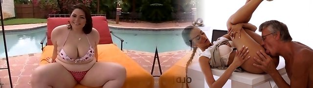 HOT Plumb #203 Gorgeous Plumper by the Pool