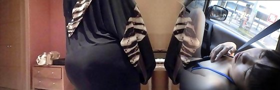 Candid Arab Ass - Mature Booty Voyeur - Street Booty