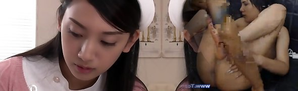 Amazing Japanese slut in Hottest Oral, HD JAV movie
