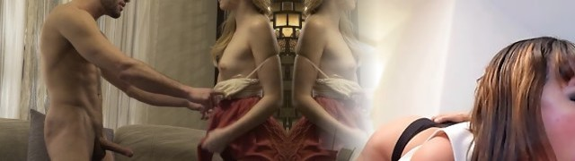 Alexa Grace Takes Erotic Creampie from her Paramour