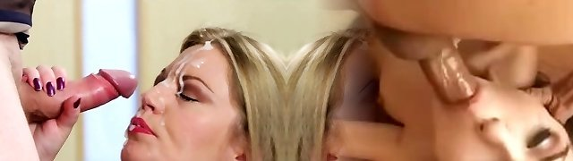 Spunkbucket Facials Compilation