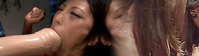 Kanno Shizuka in Knuckle Shagging smash File.01 Kanno Shizuka of the hell