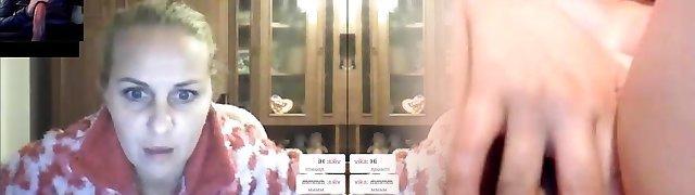Russian Women Big Cock Reactions 14