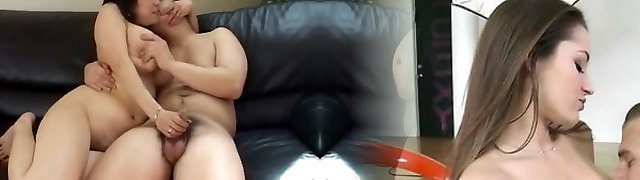 Horny Handjob, MILF xxx video