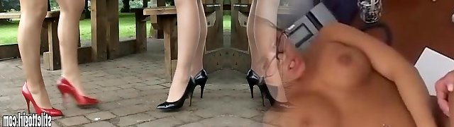 Show your love of stiletto women and appreciate their high-heeled slippers