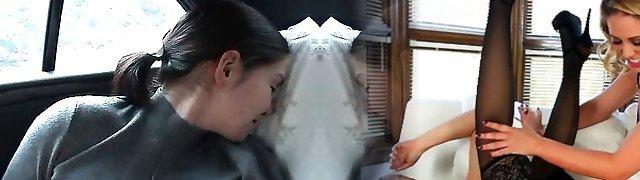Korean Wife on Total Display fuck video