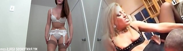 Let me give you a Pov handjob in pantyhose JOI