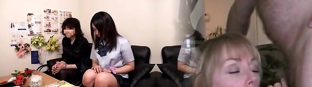 Sensual Student Massage Ends in Dripping Splooge Pies