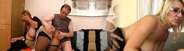 Ms Good-sized Tits Loves Anal