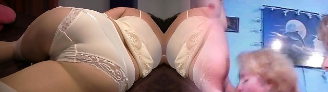 Trinity-Productions: Half Glide Open Panty