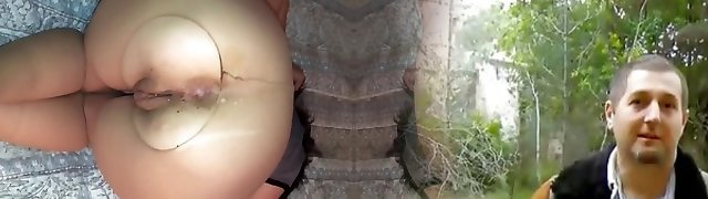 Huge Booty Nympho Fucked On The Rag In Crotchless Pantyhose