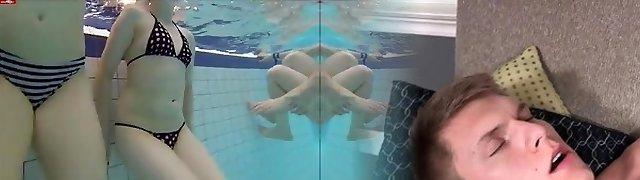 Underwater joy