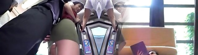 censored japanese panty bus sex adventure