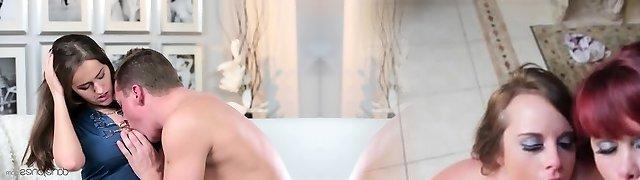 Horny pornstars Kendra, Martin Q in Amazing Medium Tits, College porno video