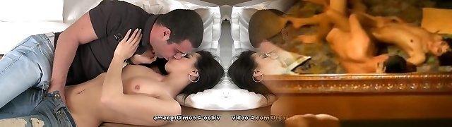 Hottest pornstar in Best HD, Romantic gonzo movie