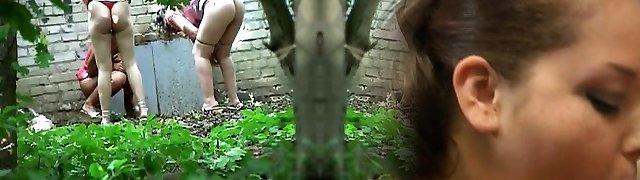 womens hidden pee