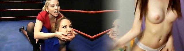 Office Attire Wrestling