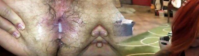 hairy ass fuck hole's tasty nightmare