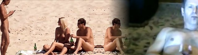 Vignettes on a Nude Beach 42