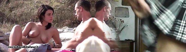fur covered Pussy Trimmed Nudist Milfs Beach Hidden Cam Spycam Hidden
