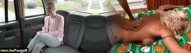 British taxipassenger slammed in back of cab