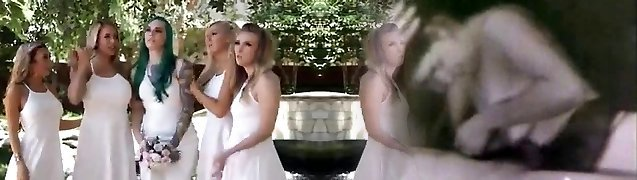 Bridal Party Fuckfest XXX