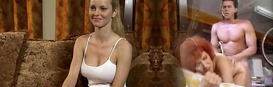 Jessie Rogers Gets Group-fucked